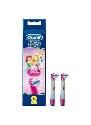 Oral-B Çocuklar İçin Diş Fırçası Yedek Başlığı Cars 2 adet Renkli